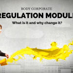body corporate regulation module