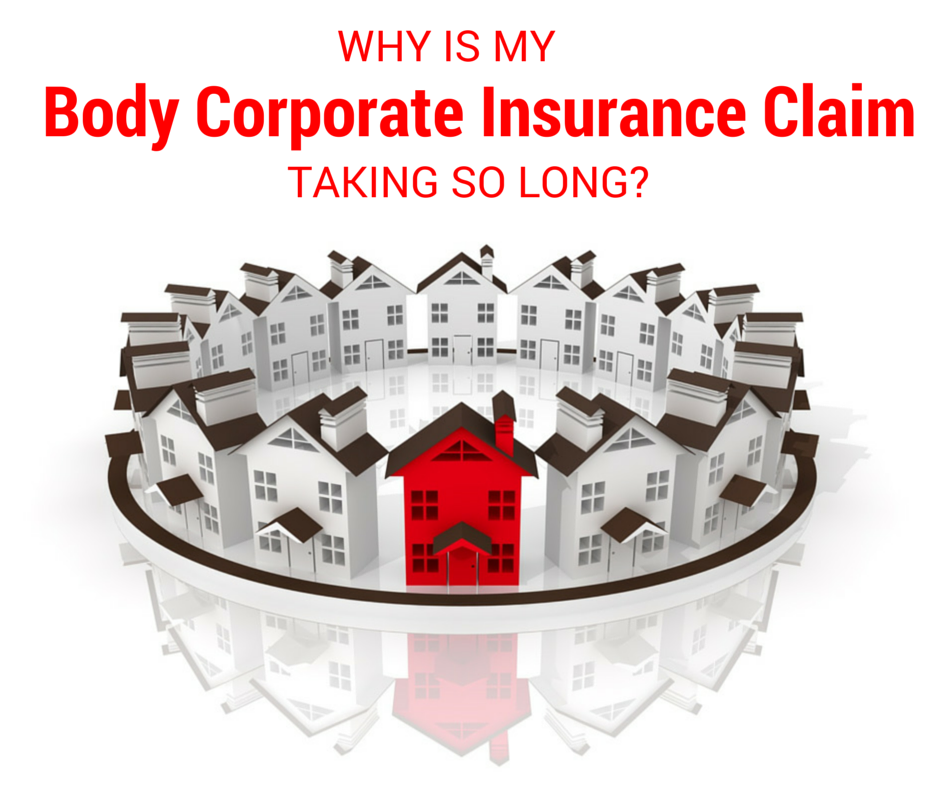 body corporate insurance claim