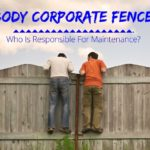 Body Corporate Fence