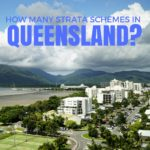 how many strata schemes in queensland