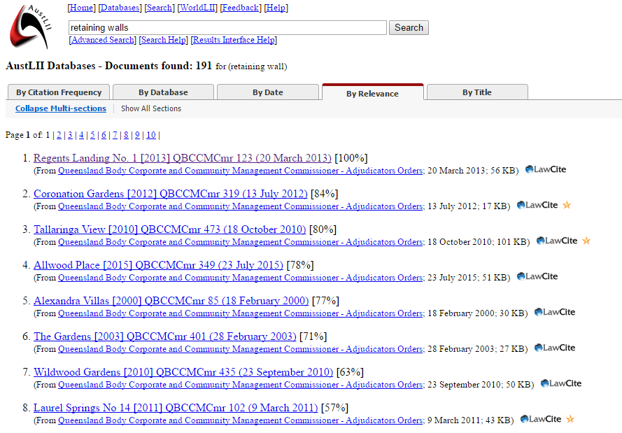 search Adjudicators Orders boolean search